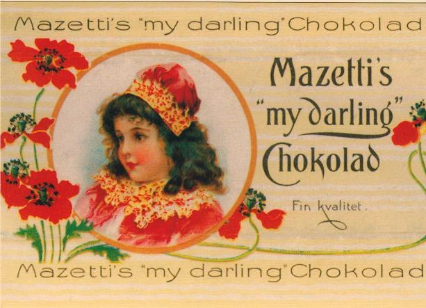 Foto: Iklan coklat 'My Darling' yang cantik